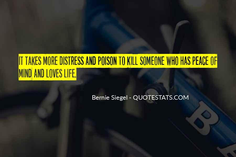 Bernie Siegel Quotes #1263834
