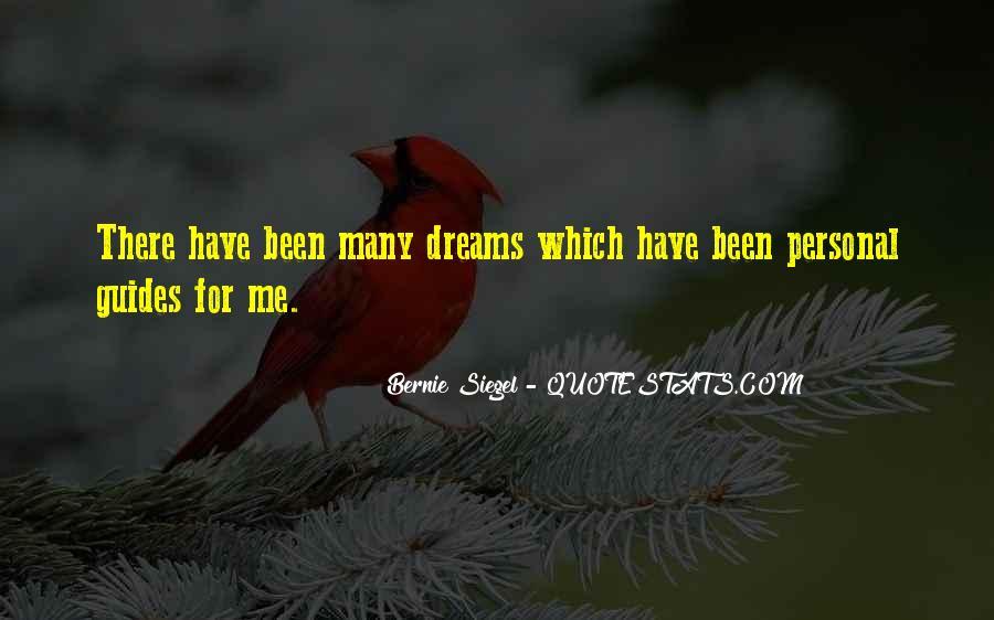 Bernie Siegel Quotes #1348576