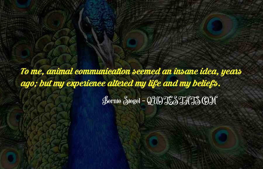 Bernie Siegel Quotes #1467054
