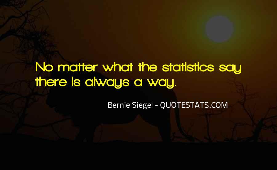 Bernie Siegel Quotes #1514846