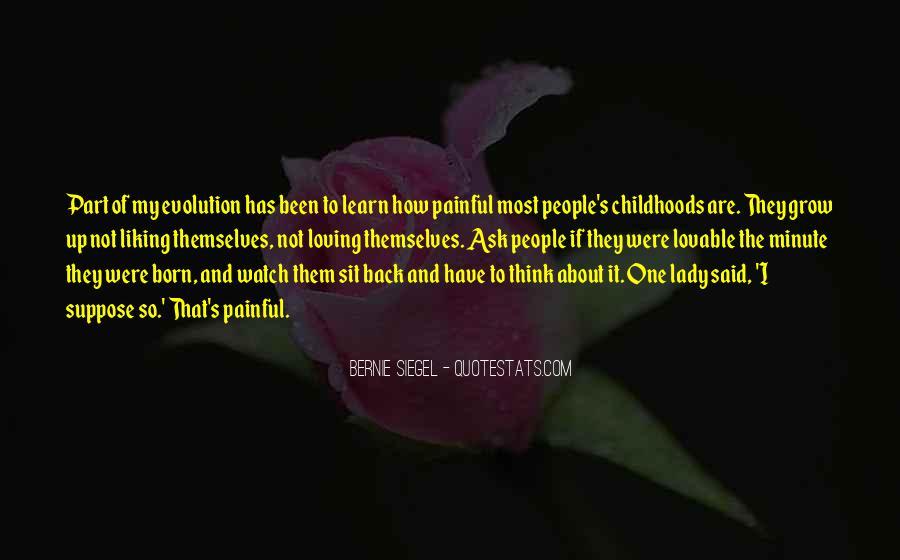 Bernie Siegel Quotes #1534866