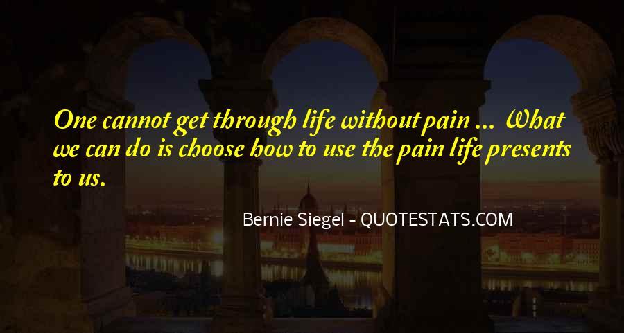 Bernie Siegel Quotes #1662284