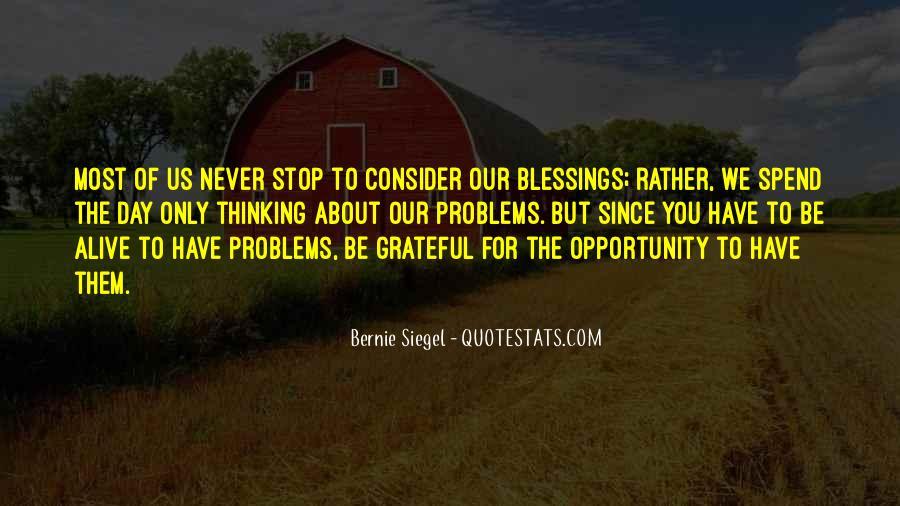 Bernie Siegel Quotes #1665586