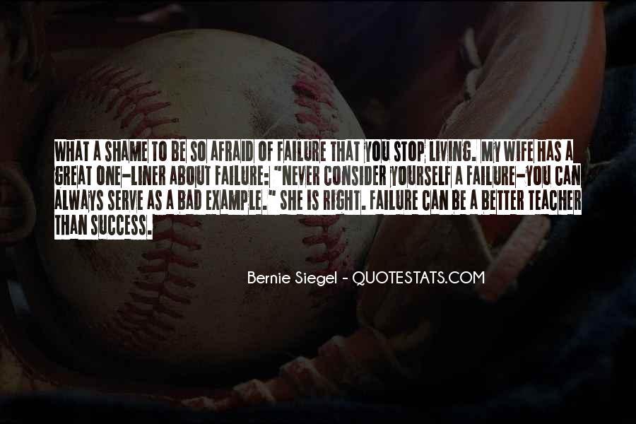 Bernie Siegel Quotes #1694199