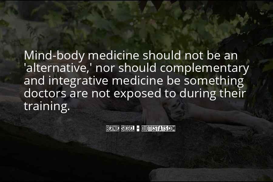 Bernie Siegel Quotes #175981