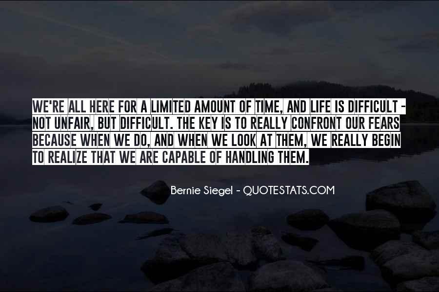 Bernie Siegel Quotes #1844039