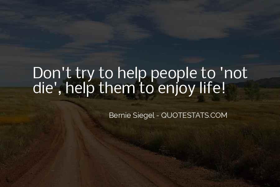 Bernie Siegel Quotes #23267