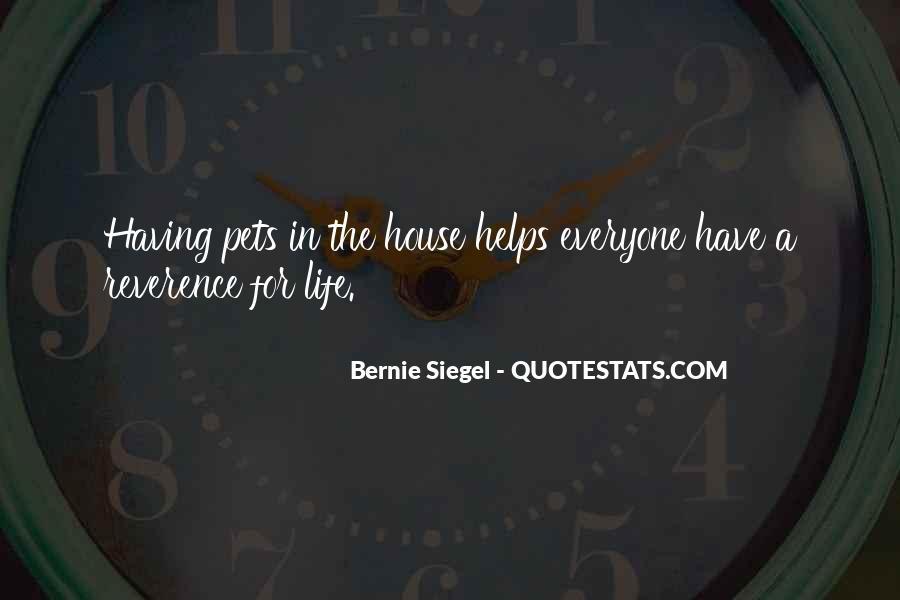 Bernie Siegel Quotes #256977