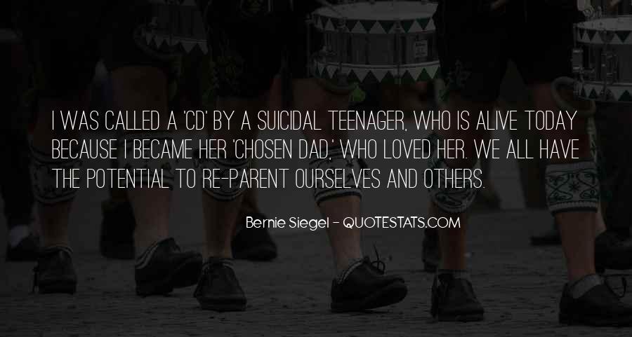 Bernie Siegel Quotes #258181