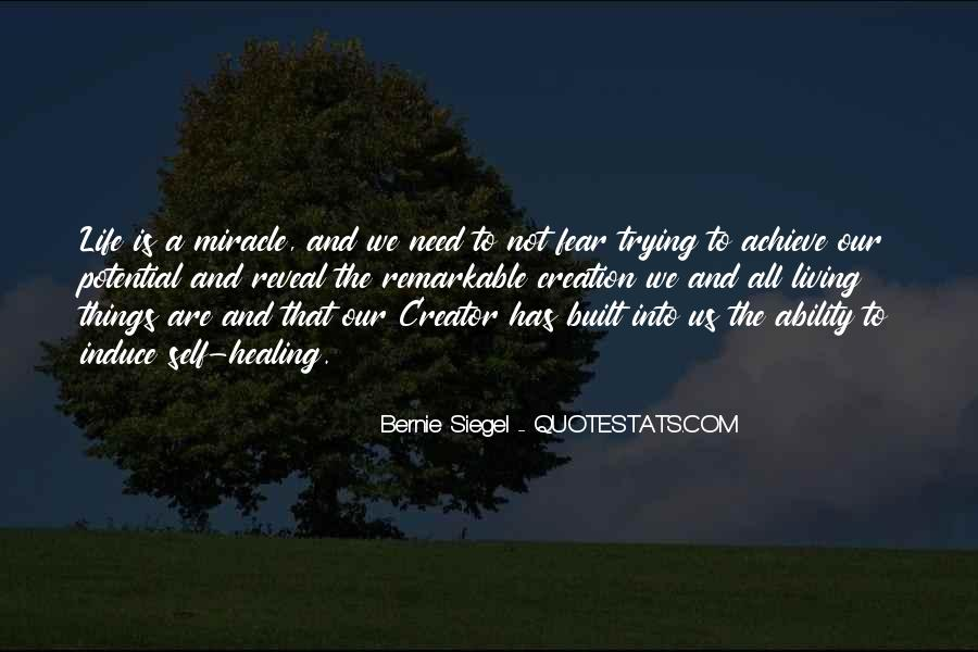 Bernie Siegel Quotes #335339