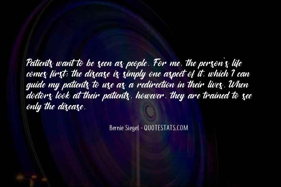 Bernie Siegel Quotes #346295