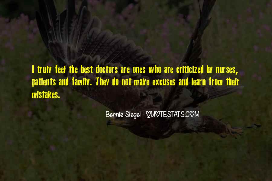 Bernie Siegel Quotes #507240