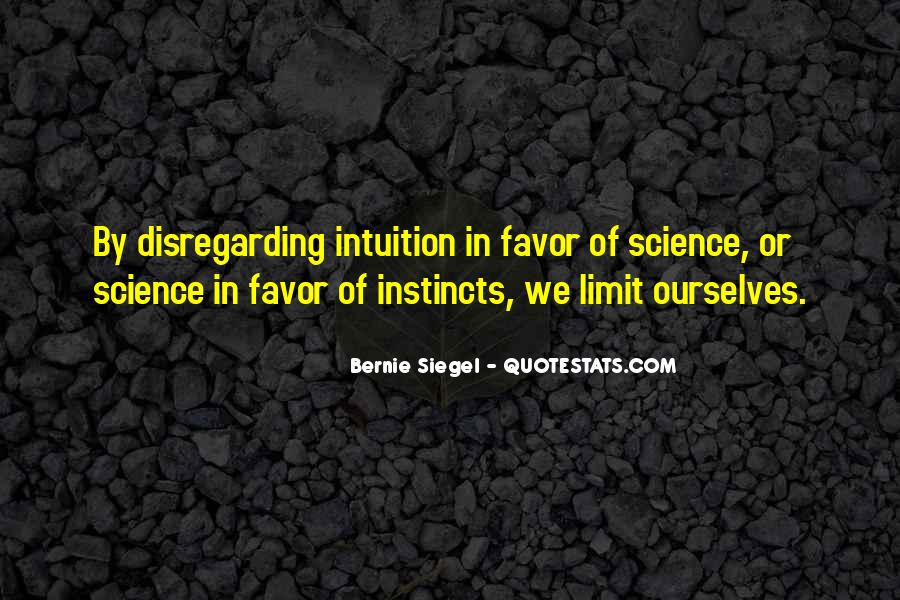 Bernie Siegel Quotes #52798
