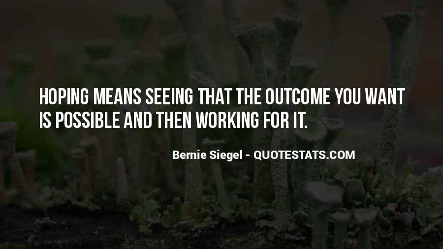 Bernie Siegel Quotes #688821