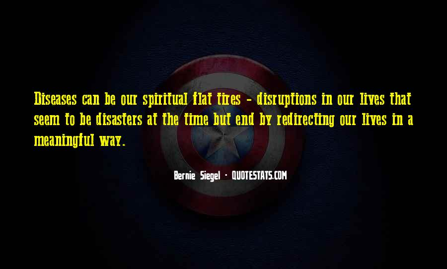 Bernie Siegel Quotes #732892