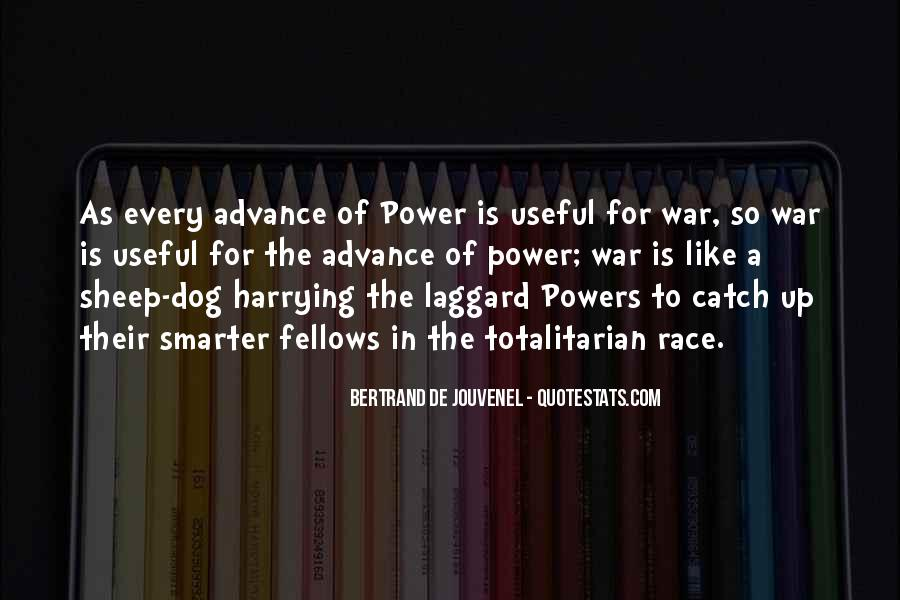 Bertrand De Jouvenel Quotes #109265
