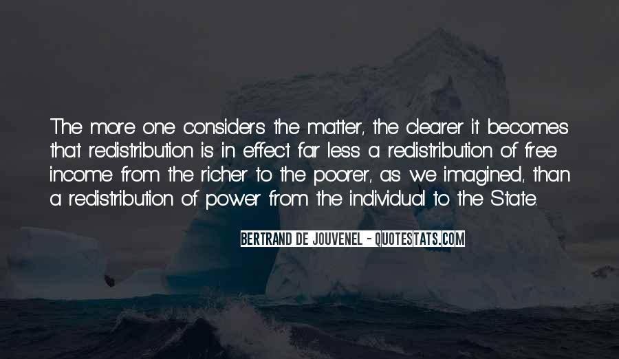 Bertrand De Jouvenel Quotes #1227983
