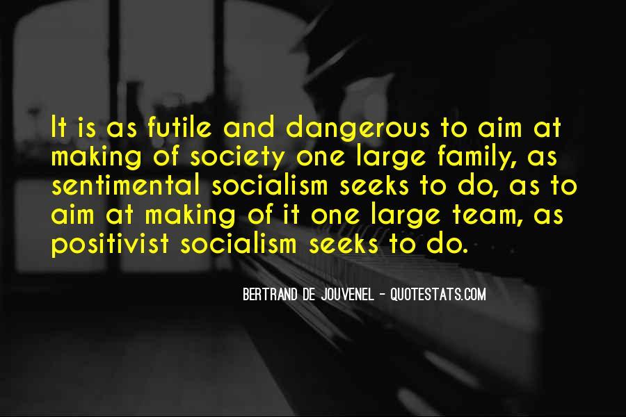 Bertrand De Jouvenel Quotes #1349730