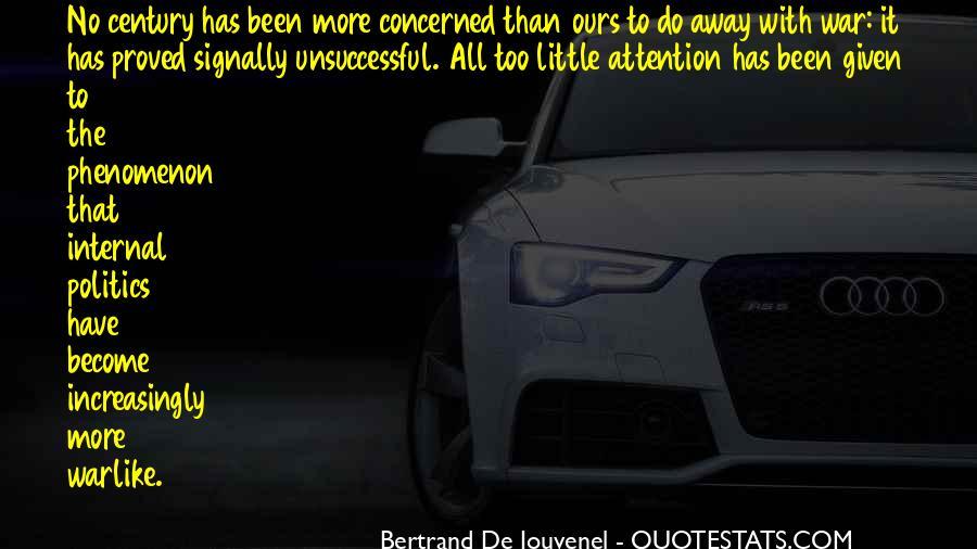 Bertrand De Jouvenel Quotes #1771674