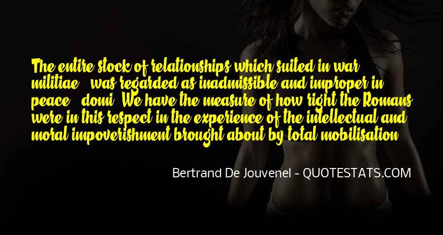 Bertrand De Jouvenel Quotes #37758