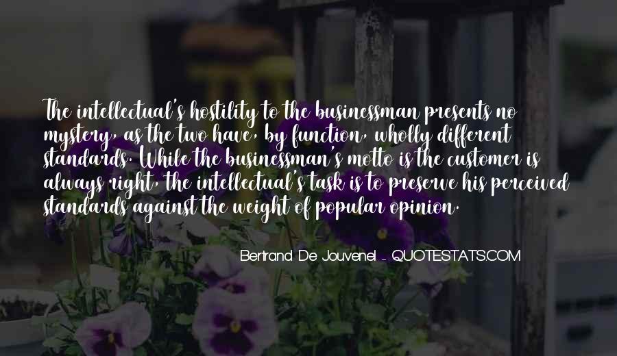 Bertrand De Jouvenel Quotes #665707