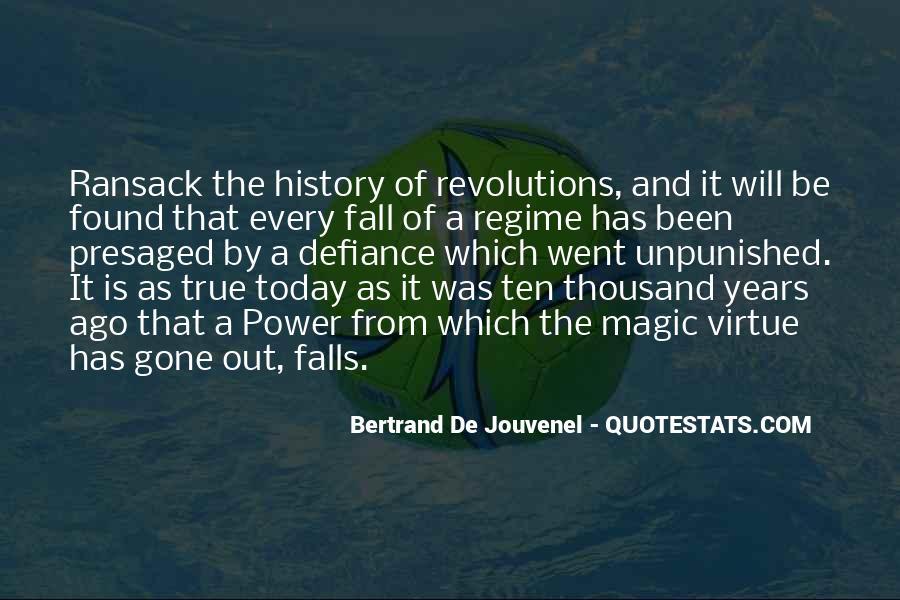 Bertrand De Jouvenel Quotes #861945