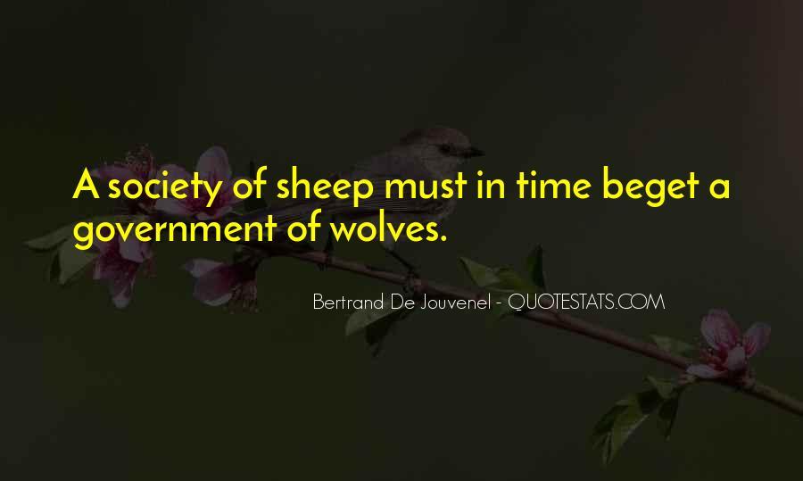 Bertrand De Jouvenel Quotes #986780