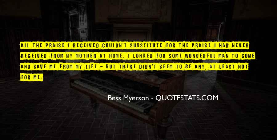Bess Myerson Quotes #1645124