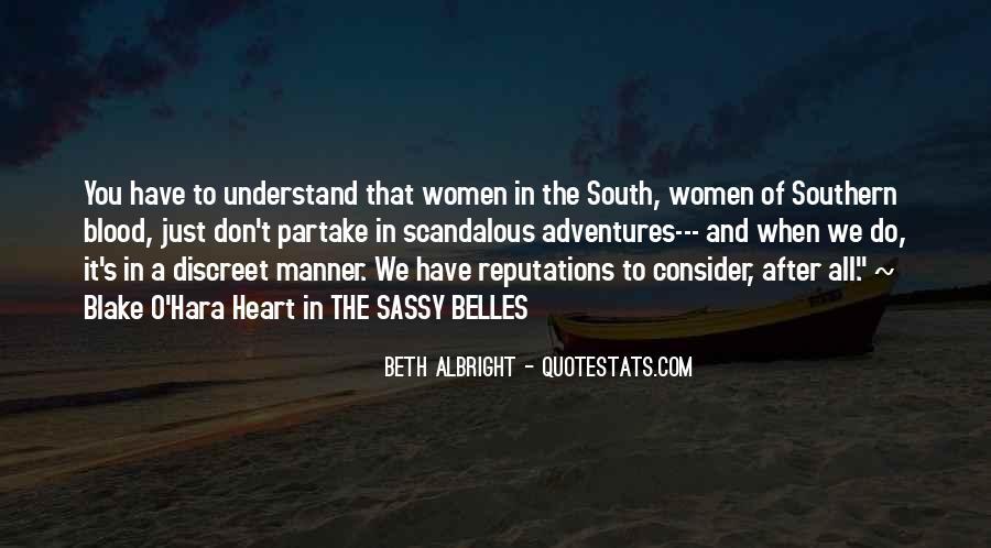 Beth Albright Quotes #1147603