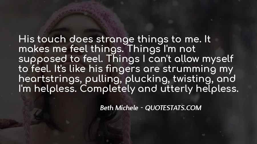 Beth Michele Quotes #1672274