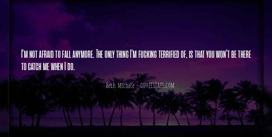 Beth Michele Quotes #408292
