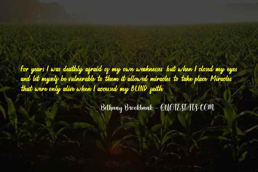 Bethany Brookbank Quotes #1627611