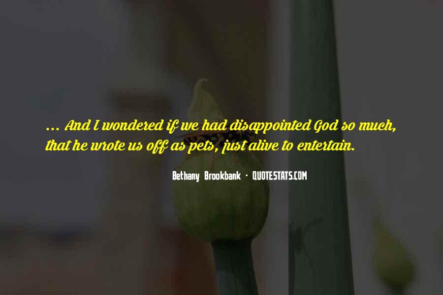 Bethany Brookbank Quotes #1782477