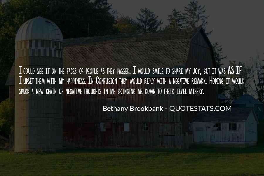 Bethany Brookbank Quotes #776136