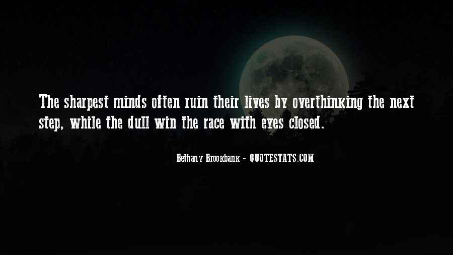 Bethany Brookbank Quotes #878150