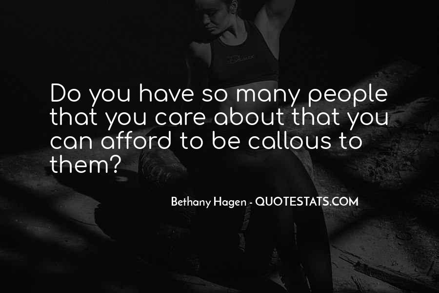 Bethany Hagen Quotes #686663