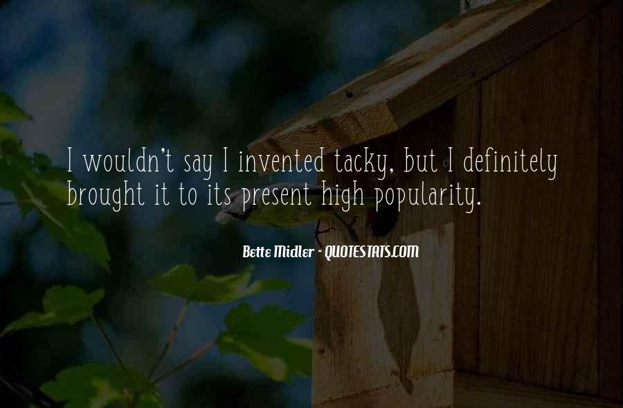 Bette Midler Quotes #1053362