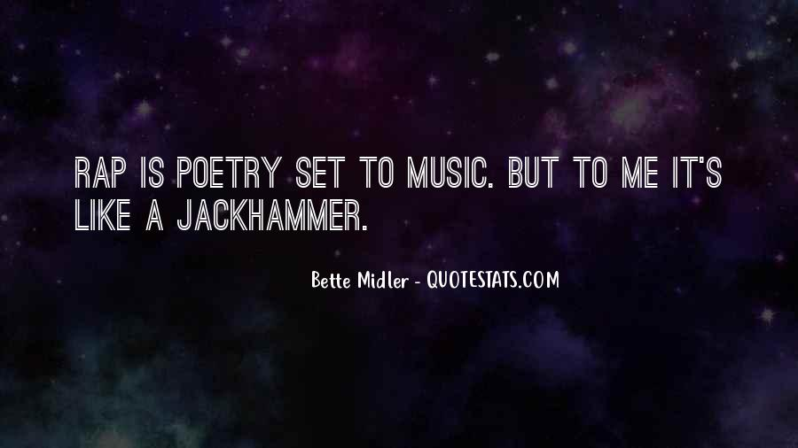 Bette Midler Quotes #1099806