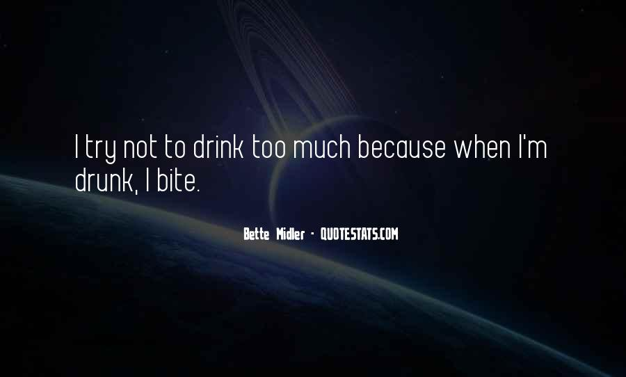 Bette Midler Quotes #129124