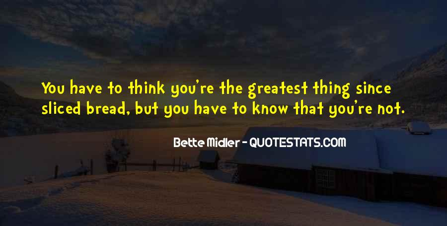 Bette Midler Quotes #1414167