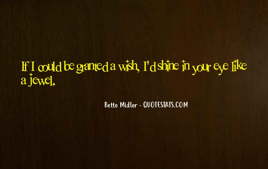 Bette Midler Quotes #1548293