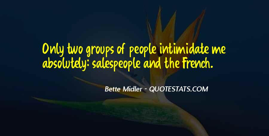 Bette Midler Quotes #1596105