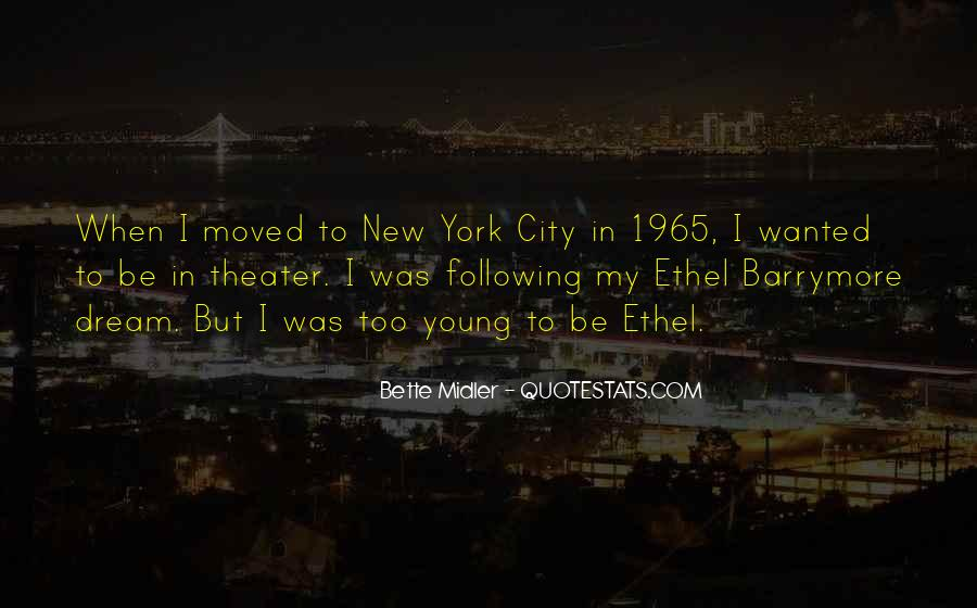 Bette Midler Quotes #1715201