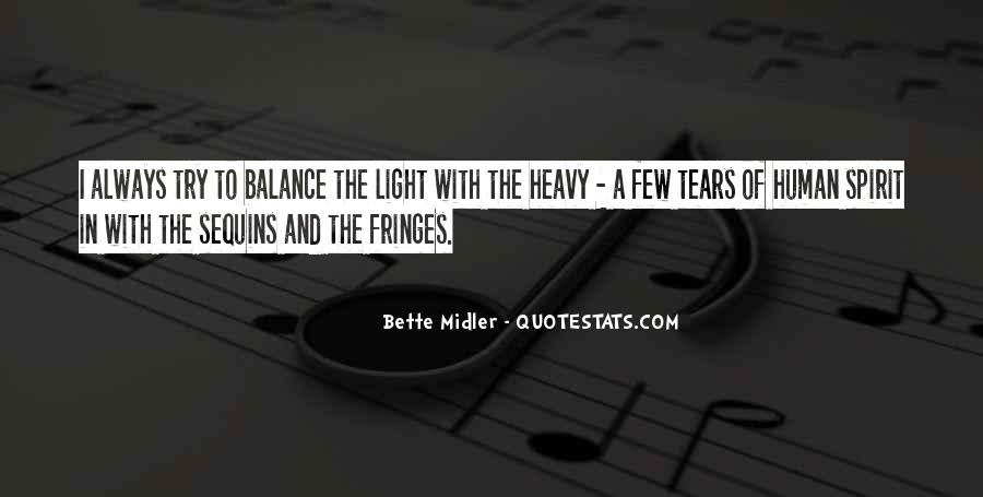 Bette Midler Quotes #1742078