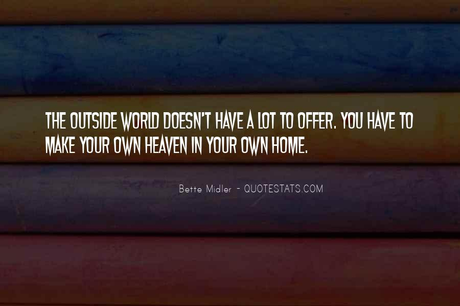 Bette Midler Quotes #1750950