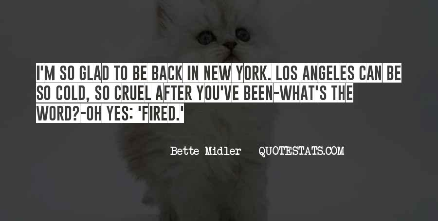 Bette Midler Quotes #1770110