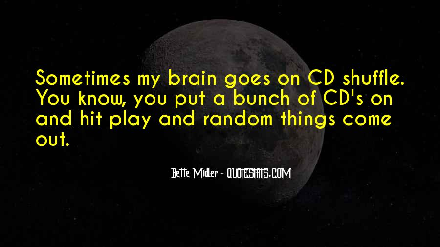 Bette Midler Quotes #1822583