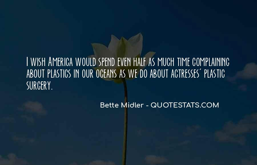 Bette Midler Quotes #384486
