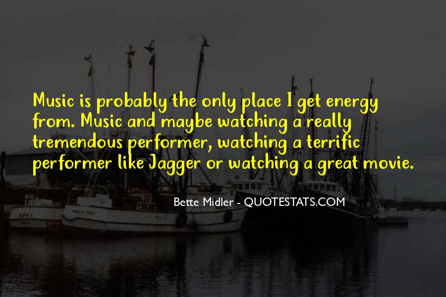 Bette Midler Quotes #392169