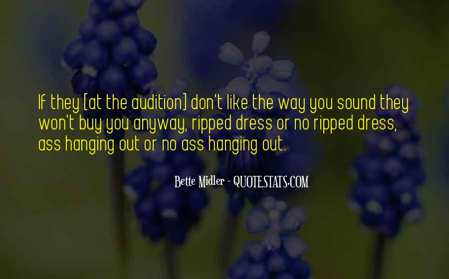 Bette Midler Quotes #4205